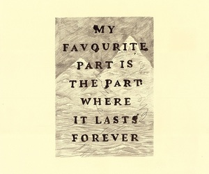 forever and quote image