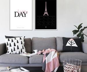art, calendar, and decor image