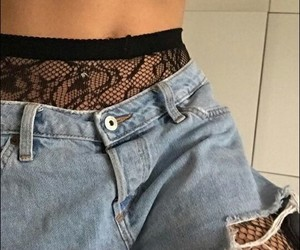 jeans, grunge, and aesthetic image
