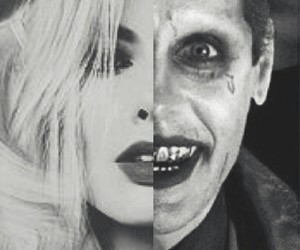 joker, suicide squad, and guy image