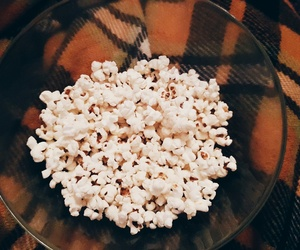 healthy, popcorn, and photographiy image