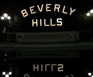 Beverly Hills, california, and famous image