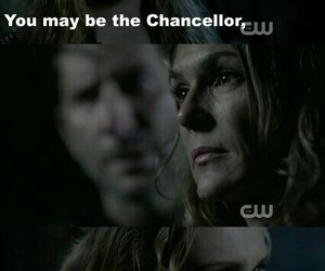 quotes, tv show, and clarke image