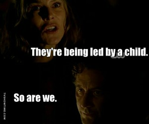 quotes, tv show, and the 100 image