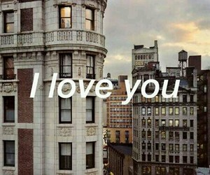 love, city, and cool image