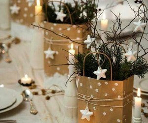 christmas, decoration, and love image