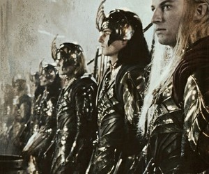 lord of the rings and elves image