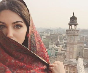 arabic, beautiful, and girl image