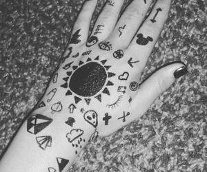 tattoo, Tattoos, and small tattoos image