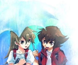 anime, yu gi oh, and love image