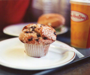 muffin and tim hortons image