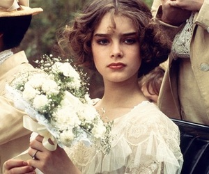 brooke shields and pretty baby image