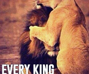 king, Queen, and love image