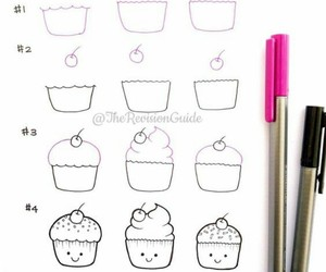 how to draw and cute image