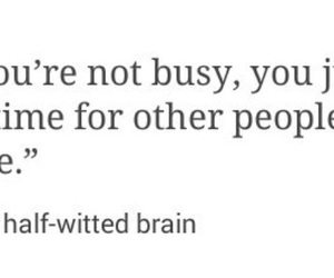 brain, busy, and me image