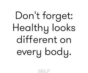body and fitness image