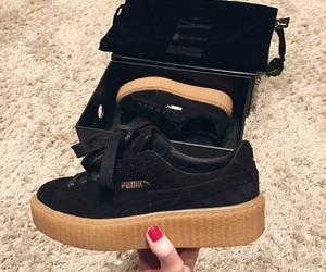 puma, shoes, and cute image