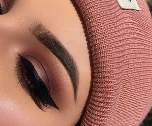 eyebrows, makeup, and neutral image