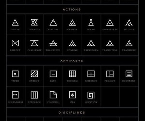 artifacts, miscellaneous, and glyphs image