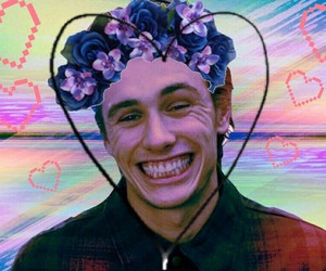 actor, flowers, and heart image