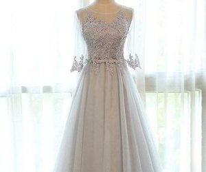 long cheap prom dresses, prom dresses 2017, and prom dresses for girls image