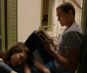 couple, love, and gaspar noe image