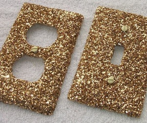 ideas, diy, and sparkle image