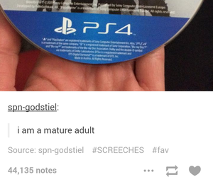 funny, tumblr, and game image