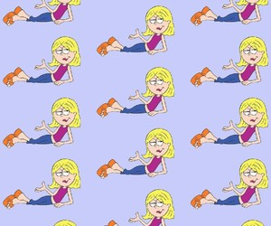 lizzie mcguire and pattern image