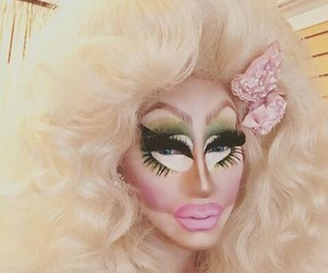 beautiful, drag queen, and trixie mattel image