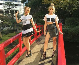 perrie edwards and jade thirlwall image