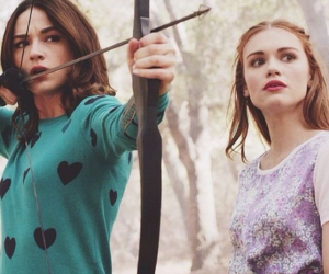 teen wolf, allison argent, and holland roden image