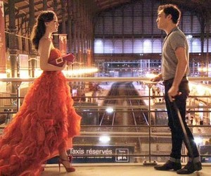 couple and gossip girl image
