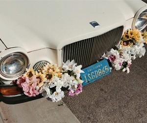 alternative, flowers, and vintage image