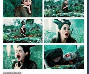 women, maleficent, and truelove image