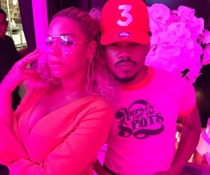 beyoncé, chance the rapper, and queen bey image