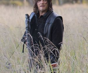 the walking dead, daryl dixon, and twd image