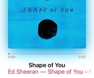 divide, ed sheeran, and shape of you image