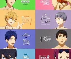anime, anime boy, and nagisa hazuki image