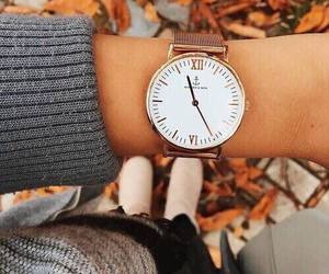 fashion, watch, and wrist watch image
