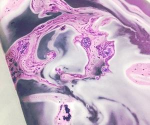 purple, bath, and tumblr image