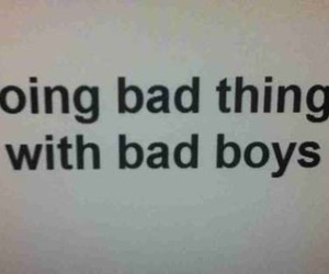 boy, bad, and quotes image