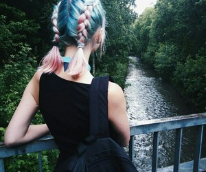 hair and scenery image