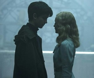 asa butterfield, ella purnell, and miss peregrine image