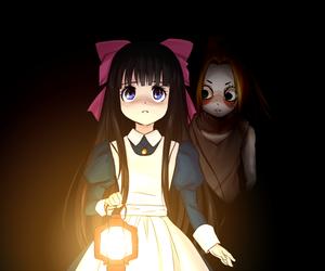 creepy, game, and rpg image