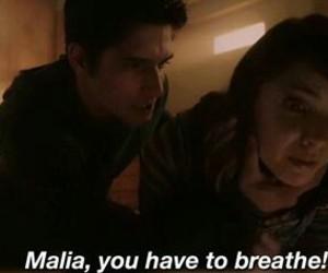 teen wolf, tyler posey, and season 6 image