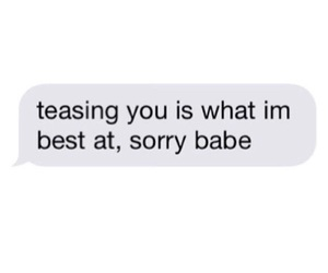 love, babe, and text image