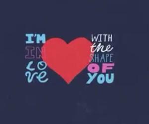 ed sheeran and shape of you image