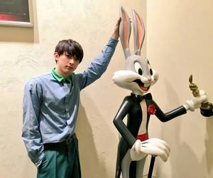actor, japan, and ookami shoujo image