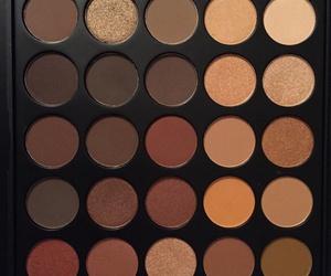 makeup, grunge, and eyeshadow image